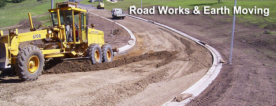 Road Construction & Earthmoving
