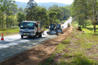 Northpipe | Road Stabilisation